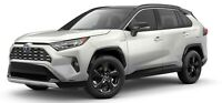 Toyota Rav4 2019- Front camera & video input interface