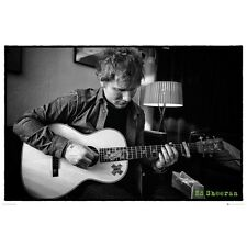 ED Sheeran Poster CHORD brand new GUITAR large size 61 X 91.5 cm