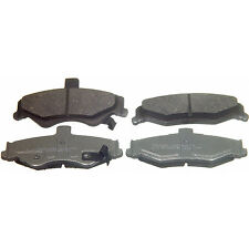 WAGNER QC750 Ceramic Disc Brake Pads ThermoQuiet Rear FREE SHIPPING!