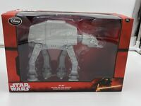 Disney Store Deluxe Die Cast Vehicle AT-AT, All Terrain Armored Transport, New