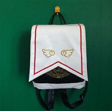 Japan Anime Card Captor Sakura Backpack School Bag Shoulder Bag Bookbag Cosplay