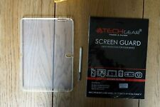 Stylus S Pen -Clear Case - Screen Protector for Samsung Galaxy Note 10.1 N8000 #