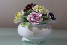 Royal Doulton Porcelaine Flowers Posy VINTAGE FLORAL BOUQUET fabuleux FLOWERS