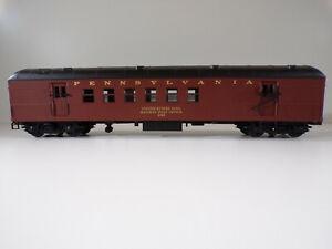 Weaver O Pennsylvania Railroad RPO car # G22401LD