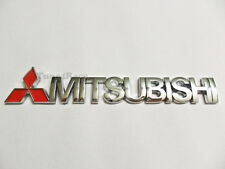 Mitsubishi Logo emblem sticker badge lancer GRS EVO ES RS Eclipse Galant JDM