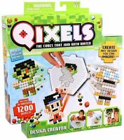 Qixels Design Creator Toy - Create your own Design with 1200 Quixels