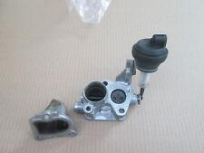 Mercedes-Benz OM642 Umschaltklappe AGR A6421401463 + Rückführrohr A6421402708
