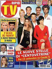 Dipiù Tv.Centovetrine,Alessandro Mario,Gaia De Laurentiis,Anna Favella,Segreto,i