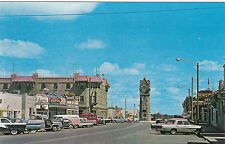 WAINWRIGHT , Alberta , Canada , 50-60s ; Looking North On 10th Street