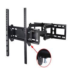 LED Tilt TV Wall Mount Swivel Bracket for Samsung 32 39 40 43 46 48 50 55 60 WQR