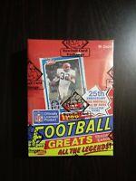 1988 Swell Football Box 36 Pack BBCE Sealed FASC