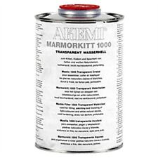 Akemi Epoxy Resin Water Clear 900 ml Travertine Marble Granite Tile Hole Filler