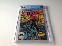 HEX 1 CGC 9.6 WHITE PAGES JONAH HEX IN THE FUTURE NUCLEAR ORIGIN HEX DC COMICS
