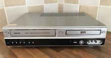 SANYO DVD RECORDER & HI-FI VIDEO CASSETTE RECORDER - DVR-V100E - TESTED WORKING