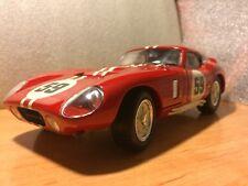Shelby Cobra Daytona Coupe Road Signature 1:18 Maqueta Coche