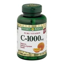Nature Bounty Vit C 1000mg Caplets 100ct