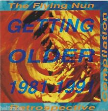 GETTING OLDER 1981-1991 - A FLYING NUN RETROSPECTIVE COMPILATION  * NEW CD *