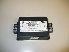 1 pc. Islatrol IC-101 Active Tracking Filter, 1.0A, Normal/Common Mode, Used