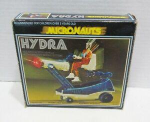MEGO MICRONAUTS 1976 HYDRA VEHICLE W/ THE ORIGINAL BOX VINTAGE MICROMAN