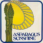 Asparagus Sunshine Vintage