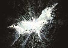 BATMAN THE DARK KNIGHT RISES BAT SIGN MOVIE FILM POSTER ART PRINT A3 SIZE GZ2144