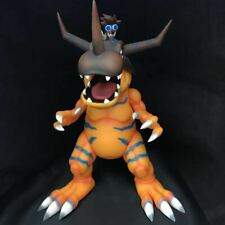 Digimon Aventura D-Arts Didimon Wargreymon Greymon Figura de Resina Pantalla