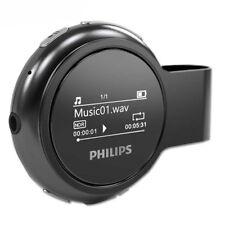 Philips SA5608 Black Digital MP3 player 8GB