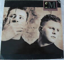 EM Empire - Talk Free /Give me some Time - Parlophone 12R 6175 MAXI single