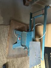 More details for vintage scroll saw pelican brand fret saw english made quality machine