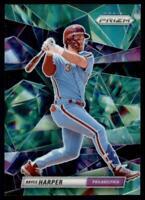 2020 Prizm Gems #G-1 Bryce Harper - Philadelphia Phillies