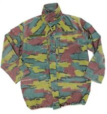 BELGIAN ARMY COMBAT JACKET in M90 JIGSAW PATTERN CAMO 40' (no5)