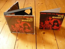 The Sweet ‎– 2 CDs With The Best Of The Sweet SONY RECORDS 2008