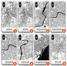European City Maps - Collection I Slim Phone Case for | Travel Wanderlust Europe