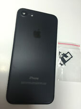 ORIGINAL iPHONE 7 BACK REAR COVER METAL DOOR HOUSING REPLACEMEN Matt Black A1784