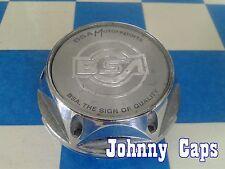 BSA Motorsports Wheels Chrome Center Caps #239 Custom Wheel Center Cap (1)