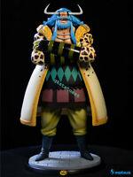 Mobius Doku Kyū GK One Piece Sculpture Doc Q Death God Model Resin Statue
