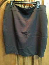 The Limited Studio 400 Women's Brown Skirt Size 12 NEW