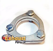 """50.8mm 2 """" acier inoxydable SET Bride échappement Kit de réparation section"""