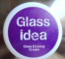 Glass Etching Cream  60gr --  100gr   --   140gr