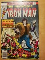MARVEL IRON MAN #101 1977 BRONZE AGE COMIC