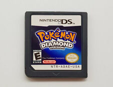Pokemon: Diamond Version (DS, 2007) English Language-Cartridge Only