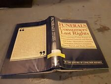 US Army Bibliotheksbestand - Funerals: Consumers' Last Rights 0393088162
