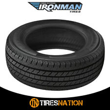 (1) New Ironman ALL COUNTRY CHT 235/80/17 120/117R All-Season Tire