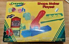 CRAYOLA SHAPE MAKER PLAYSET DOUGH