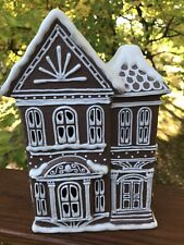 Midwest of Cannon Falls Baker Street Brownstone Home Christmas Decor No Light