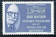 STAMP / TIMBRE FRANCE NEUF N° 2458 ** CELEBRITE / JEAN ROSTAND