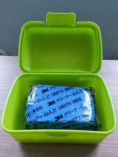 Lackreinigungsknete blau 180g 3M Reinigungsknete mit Box grün