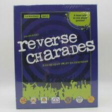 The Original Reverse Charades Game