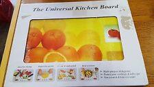 Universal Kitchen glass cutting ,chopping board .