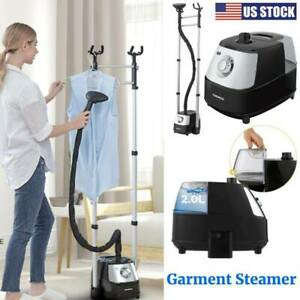Steamer Portable Handheld Steam Cleaner Clothes Garment Iron w/ Ironing Board